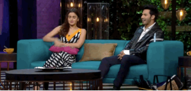 Koffee With Karan Varun Dhawan
