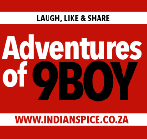 Adventures of 9Boy