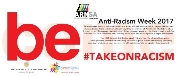 Anti Racism South Africa