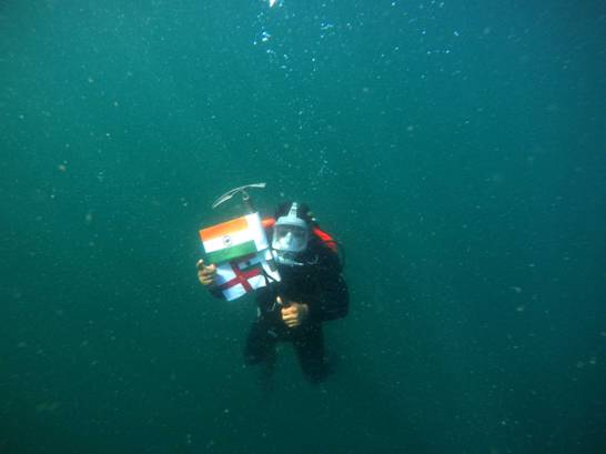 indian naval expeditions 2017