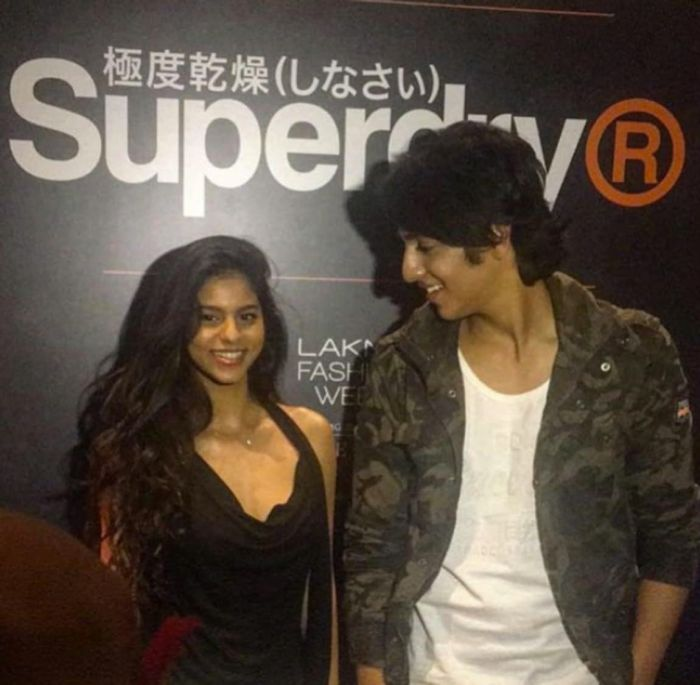 Lakme Fashion Week: Suhana Khan Showed Up, With A Bunch Of Friends