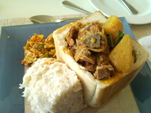 Bunny Chow Luncheon, Indian lifestyle