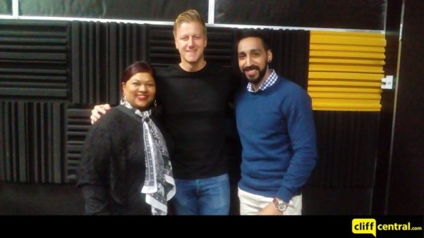 gareth cliff kandasamy interview