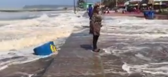 Durban Beachfront Tsunami