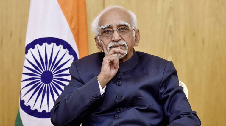 Shri Hamid Ansari, Vice President India