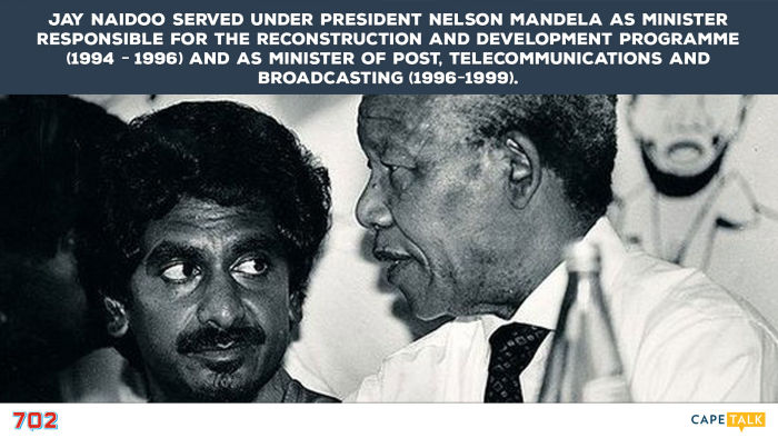 jay naidoo new book
