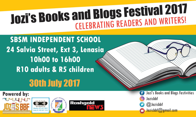 Jozi Books Blogs Festival