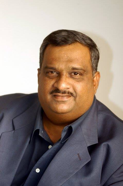 Ravi Govender, south african indian author