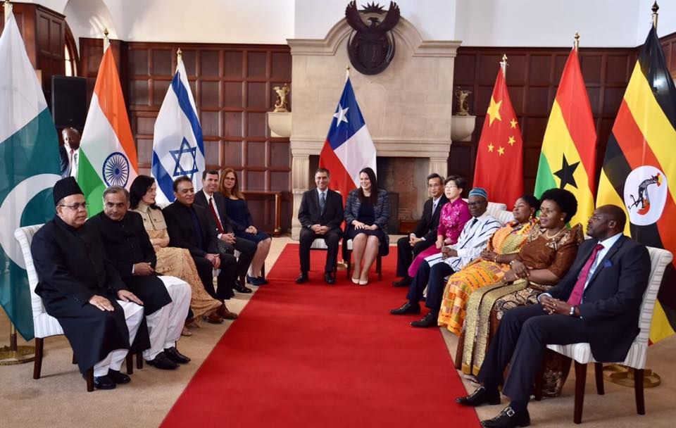 South Africa Indian Bilateral relations