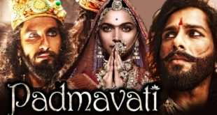 padmavati movie release date