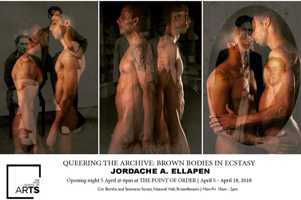 Queering the Archive: Brown Bodies in Ecstasy