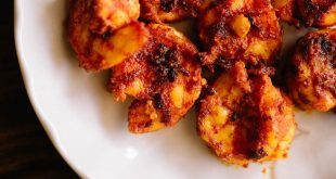 Chemmeen Porichathu Recipe fried prawns