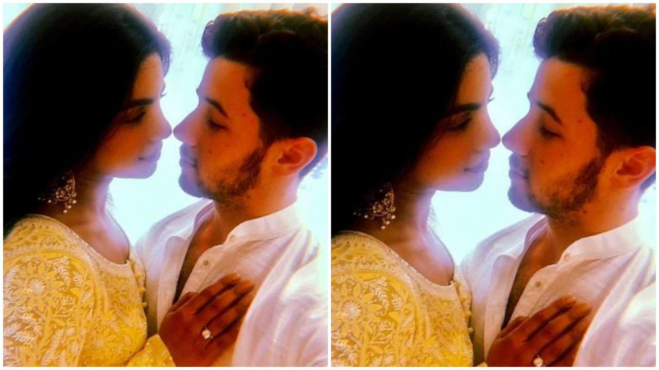 Priyanka Chopra makes her relationship with Nick Jonas Insta official  Priyanka Chopra and Nick Jonas , Instagram (@PriyankaChopra)