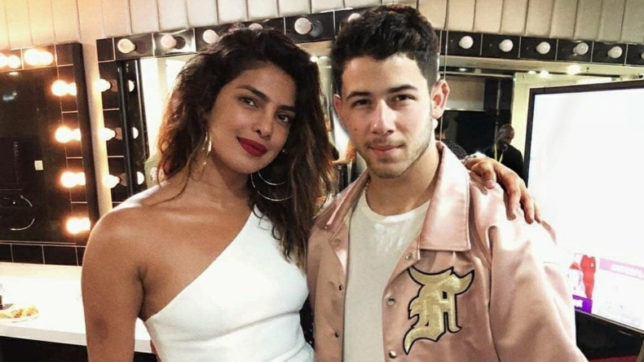 Priyanka Chopra fangirls over Nick Jonas