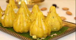 ladoo modak recipe