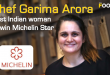 Garima Arora Michelin star chef