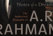 Notes of a Dream AR Rahman Book