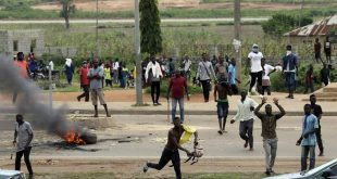 Nigeria South Africa Tensions