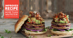 Fry's Avo Salsa Burger Recipe