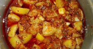 Indian lime pickle recipe