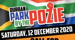 Park By The Pozie South African Indians