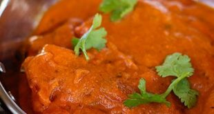 marigold butter chicken