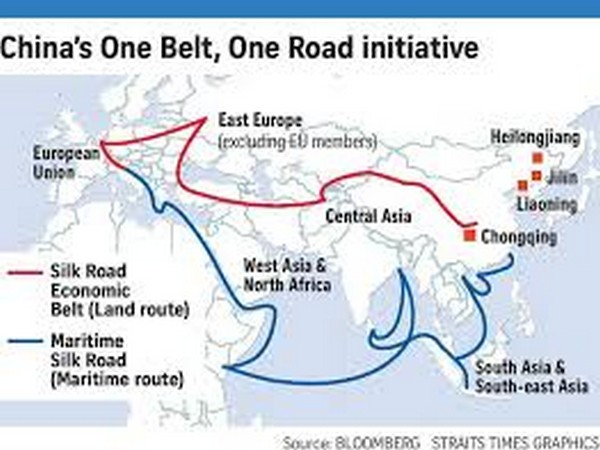China Belt and Road BRI