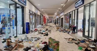 looted mall